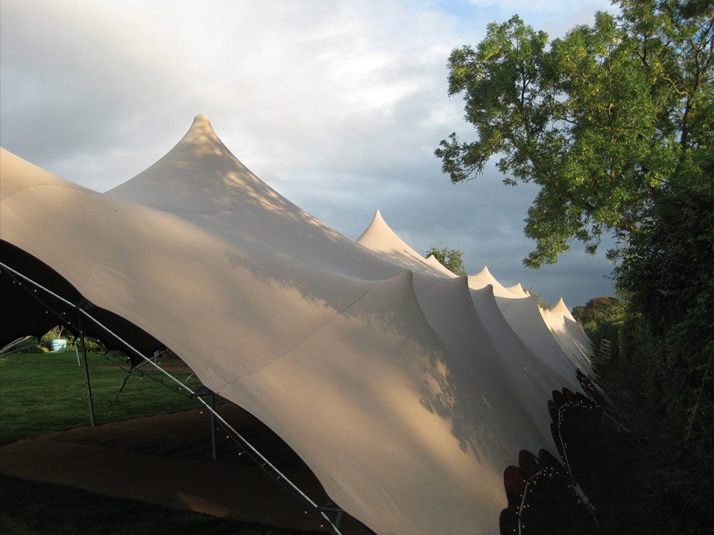 hire a stretch tent